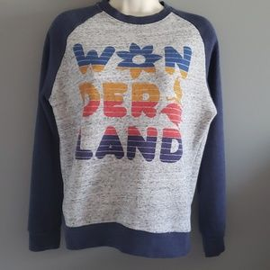 Disney Wonderland sweatshirt